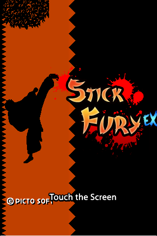 Screenshot StickFury_EX LITE