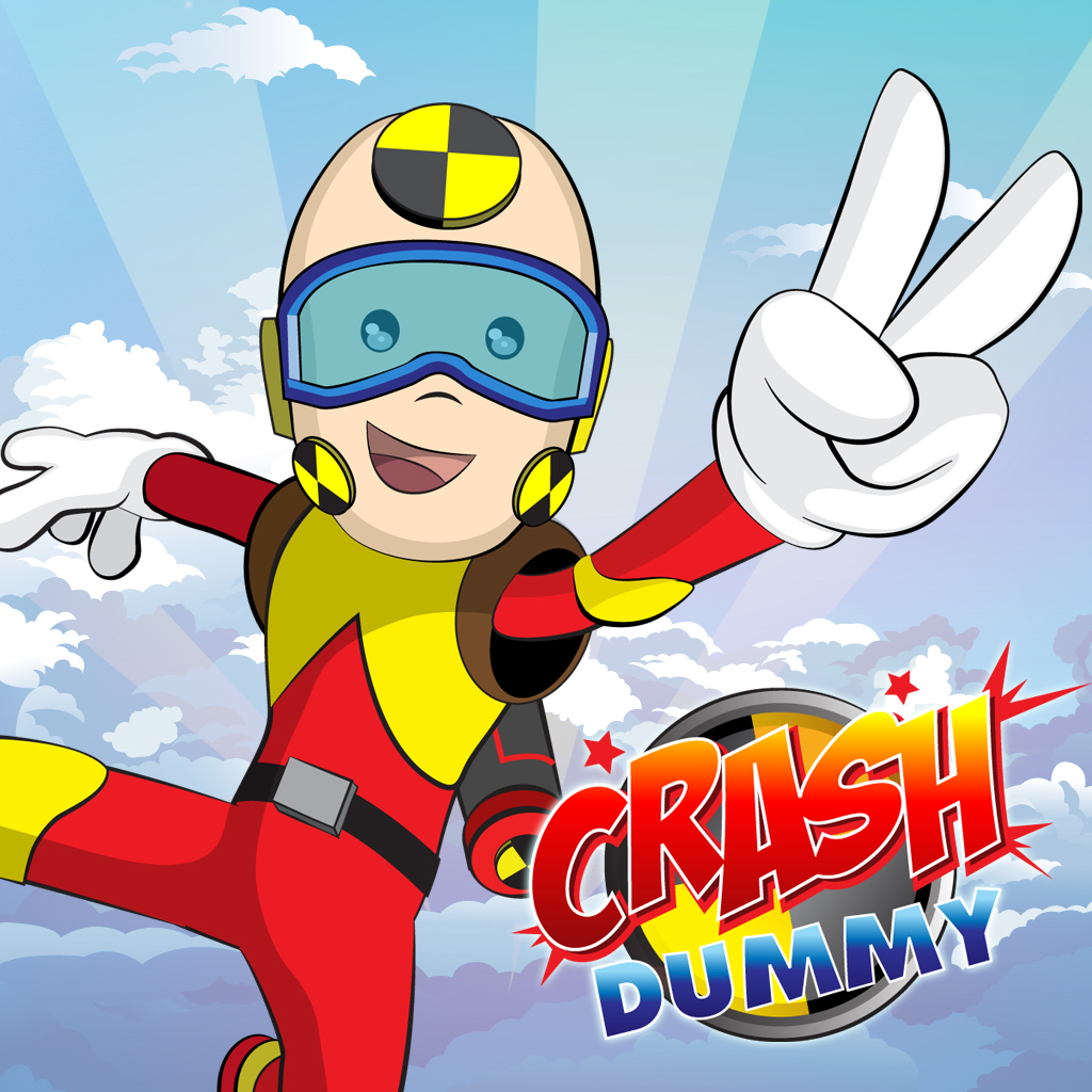 Crash Dummy by Immanitas Entertainment GmbH icon